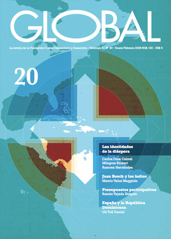 Portada de la revista Global No. 20