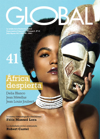 Portada de la revista Global No. 41