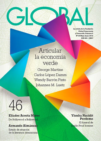 Portada de la revista Global No. 46
