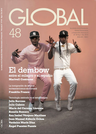 Portada de la revista Global No. 48