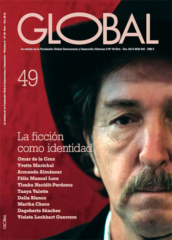 Portada de la revista Global No. 49