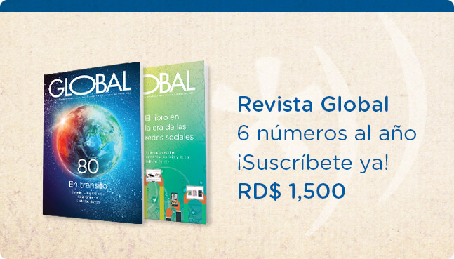 Suscríbete a la Revista Global